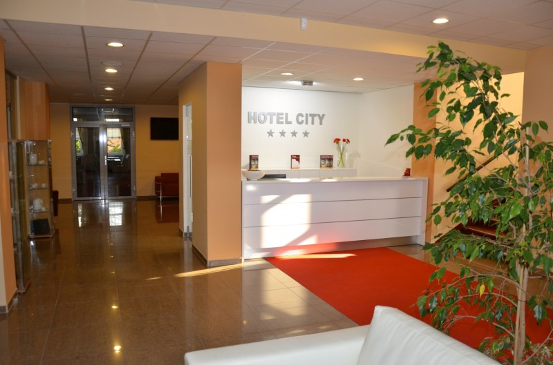 Hotel CITY Galanta #2