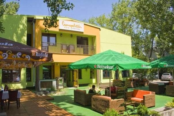 Hotel COSMOPOLITAN #1