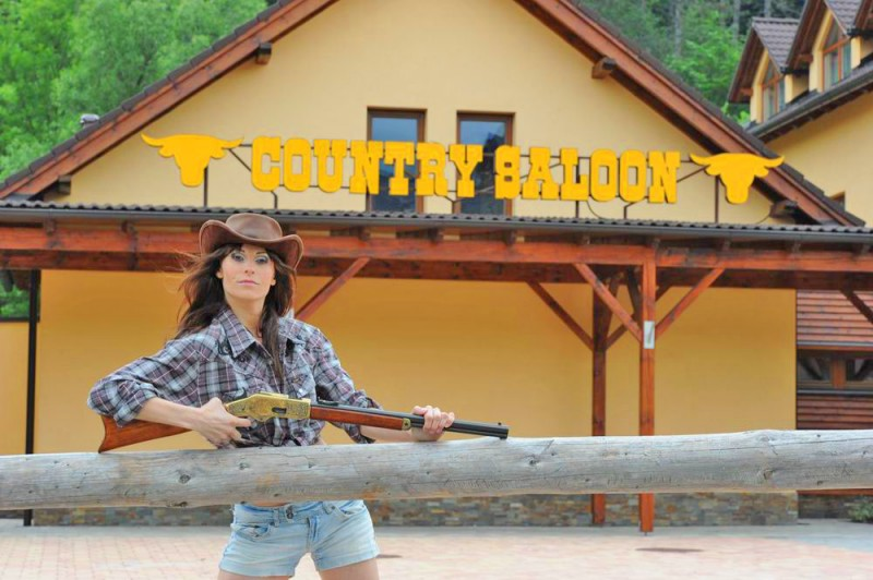 Hotel COUNTRY SALOON #16