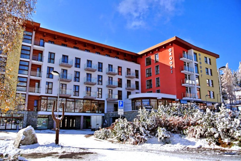 Hotel CROCUS Štrbské Pleso #7