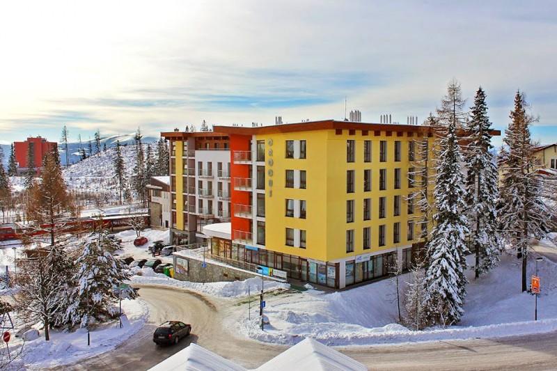 Hotel CROCUS Štrbské Pleso #2