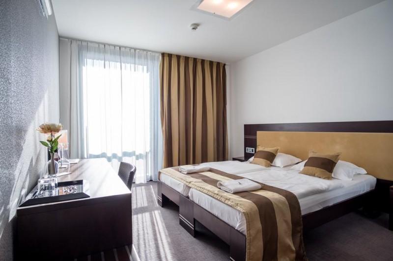 Letní wellness pobyt na Seneckých jezerech v 4 * hotelu #24