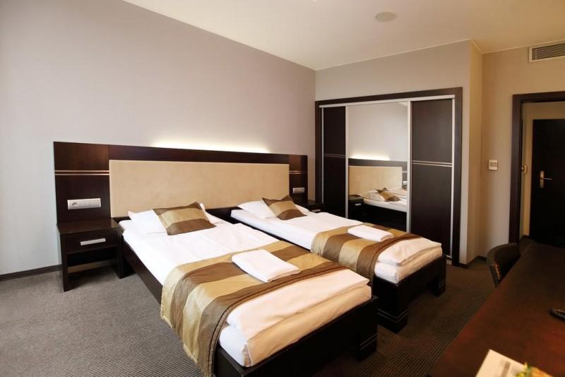 Letní wellness pobyt na Seneckých jezerech v 4 * hotelu #34