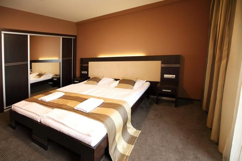 Letní wellness pobyt na Seneckých jezerech v 4 * hotelu #42