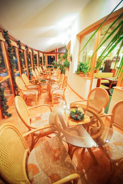 Jesenný pobyt vo Vysokých Tatrách (Vstup do sauny a vírivky, romantická večera) #9