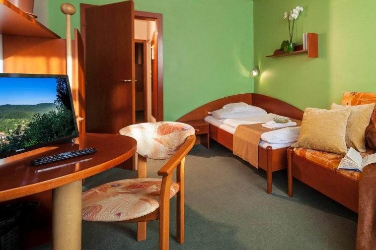 Predsilvestrovský pobyt s masážou a vstupom do bazénov a saunového sveta #16