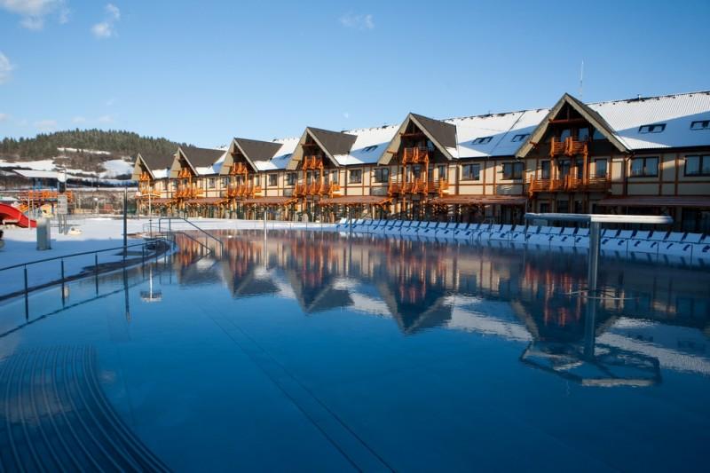 Jesenné prázdniny 2019 vo Vodnom parku Bešeňová so vstupom do bazénov a saunového sveta #4