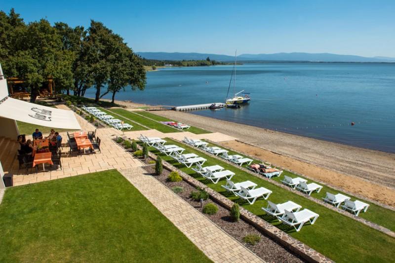 Nyaralás a Széles-tónál szaunával, pezsgőfürdővel  #15