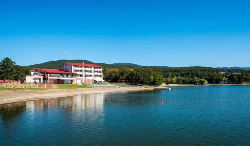 Nyaralás a Széles-tónál szaunával, pezsgőfürdővel  #16