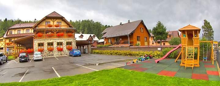 Hotel GOBOR Vitanová #4