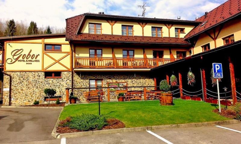 Hotel GOBOR Vitanová #3