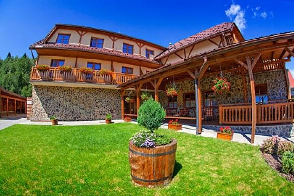 Hotel GOBOR Vitanová #2