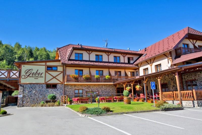 Hotel GOBOR Vitanová #1