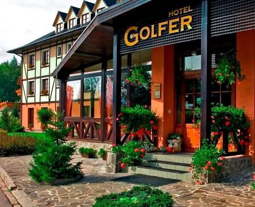 Hotel GOLFER #2