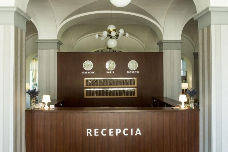 Hotel GRANIT Piešťany - kúpeľný ústav #16