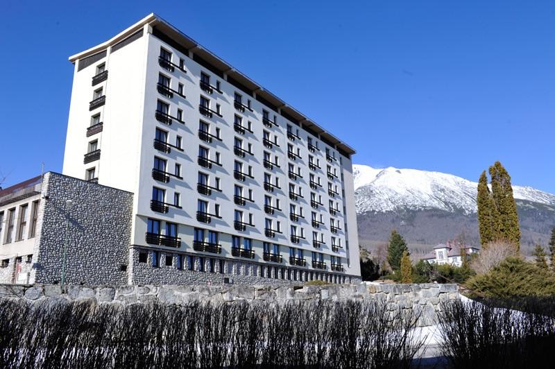 Hotel GRANIT Tatranské Zruby - klimatické kúpele #1