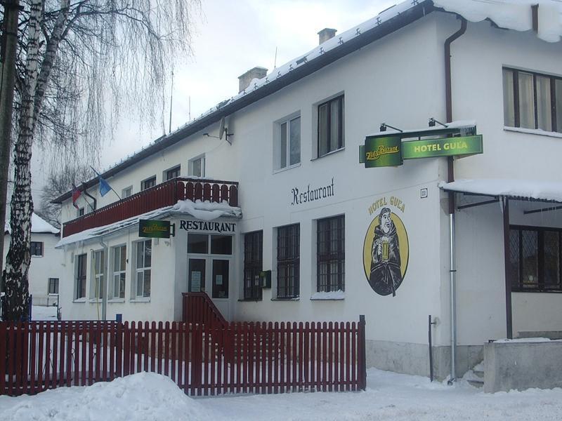 Hotel GUĽA #1