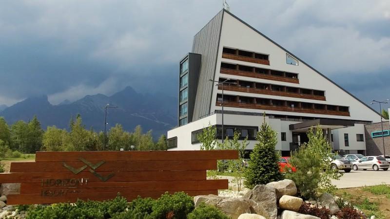 Hotel HORIZONT Resort #2