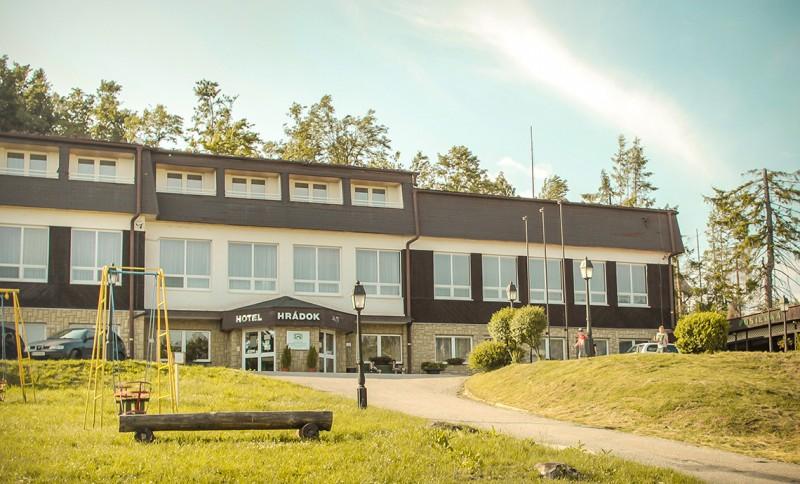 Hotel HRÁDOK #2