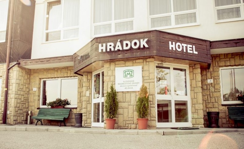 Hotel HRÁDOK #3