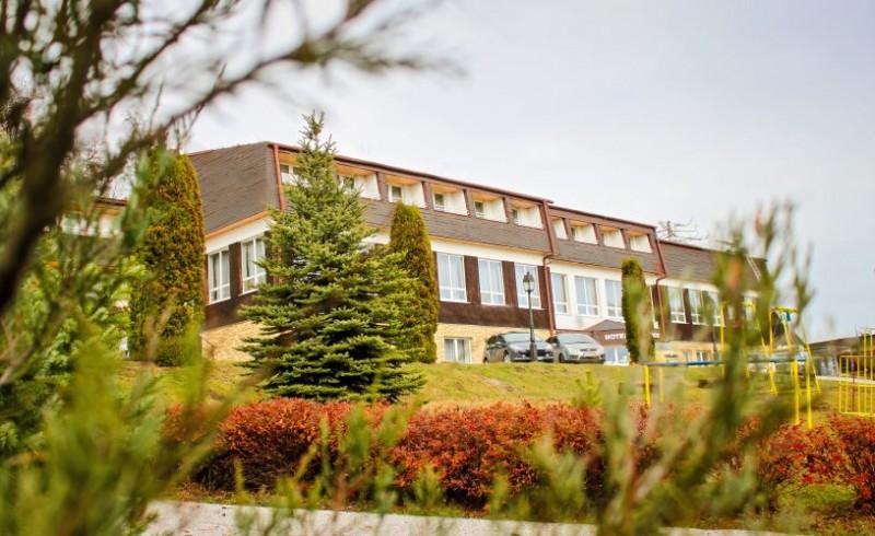 Hotel HRÁDOK #1