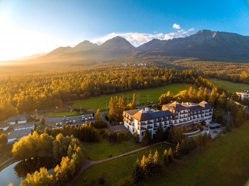 Leto v Huberte pod Tatrami s voľným vstupom do wellness #25