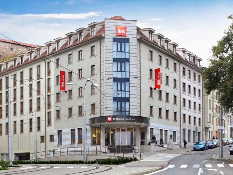 Hotel Ibis Bratislava Centrum #1