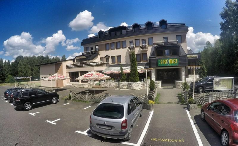 Hotel KAMEI #1