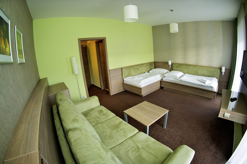 Hotel LUČIVNÁ #23