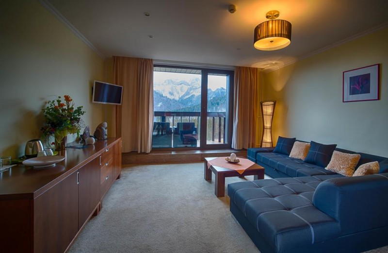 President Hotel Montfort Tatry Wellness  #9