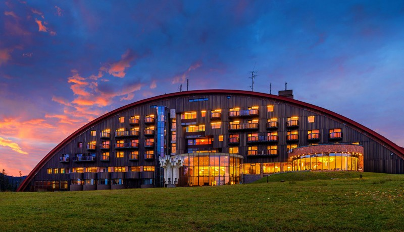 President Hotel Montfort Tatry Wellness  #1