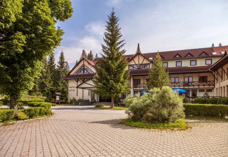 8cd50137d Hotel MYTO, Mýto pod Ďumbierom - Hotels, Accommodation - Travelguide.sk