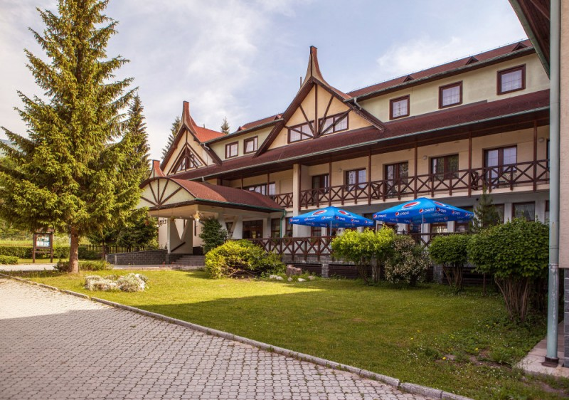 Active summer wellness holiday in the Low Tatras #2