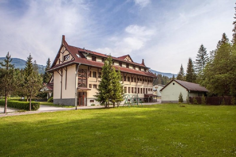 Active summer wellness holiday in the Low Tatras #1