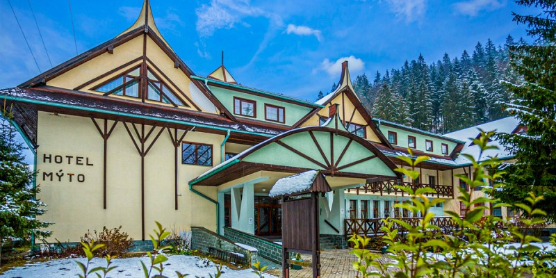 Active summer wellness holiday in the Low Tatras #46