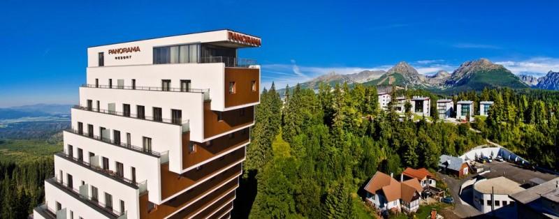 Hotel PANORAMA RESORT #1