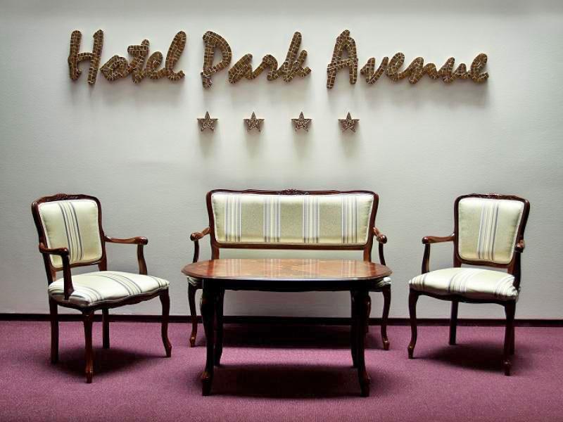 Hotel PARK AVENUE #4