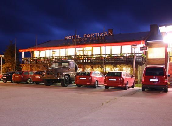 Hotel PARTIZÁN #3