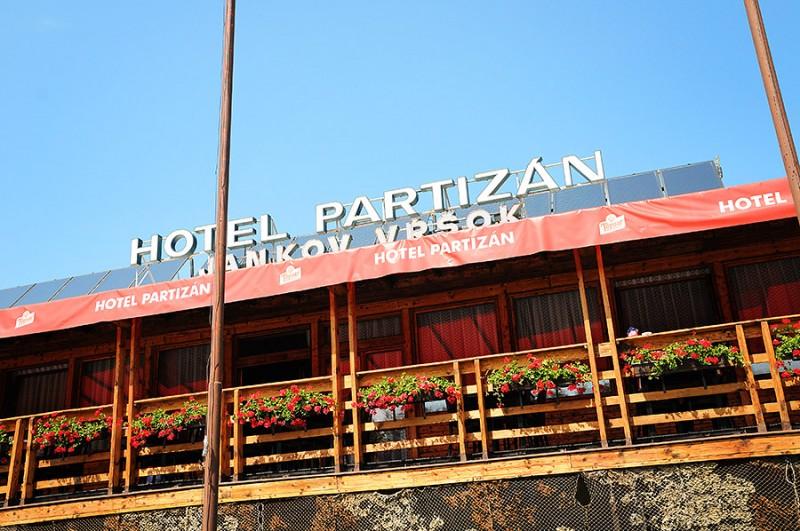 Hotel PARTIZÁN #5