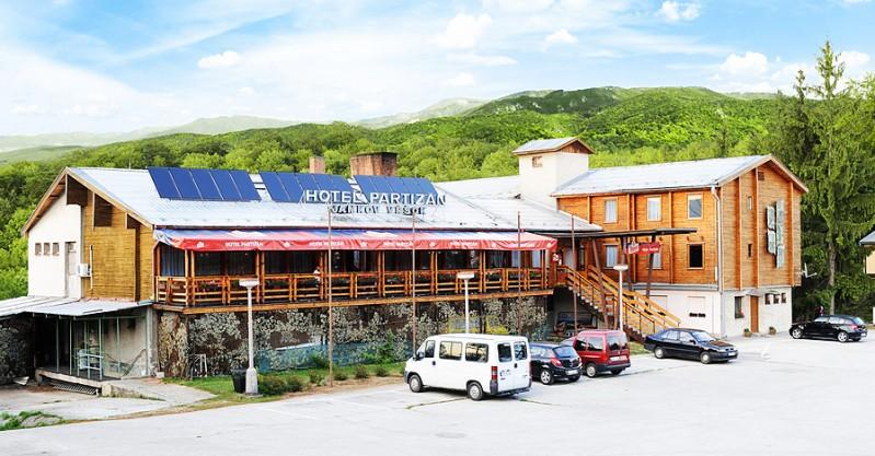 Hotel PARTIZÁN #1