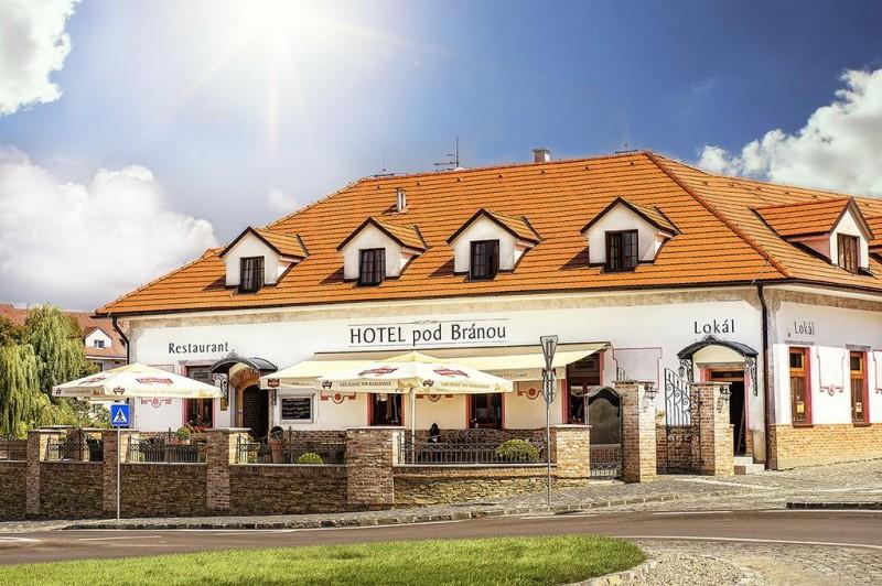 Hotel POD BRÁNOU #1