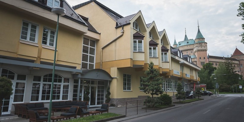 Hotel POD ZÁMKOM #30
