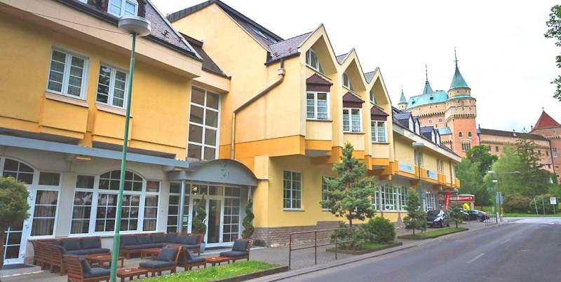 Hotel POD ZÁMKOM #2