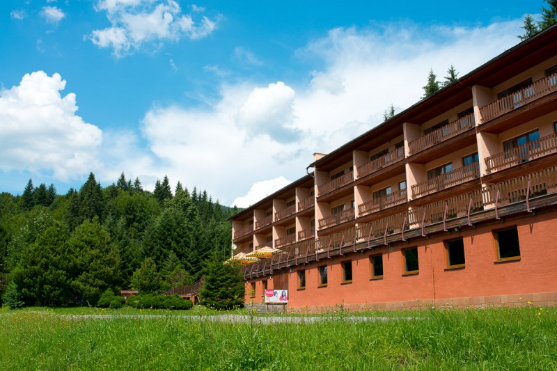 Hotel PODJAVORNÍK #3