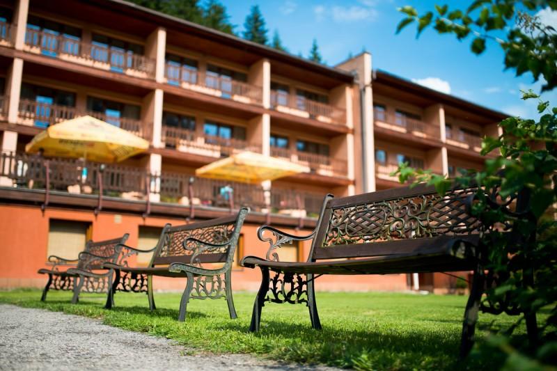 Hotel PODJAVORNÍK #2