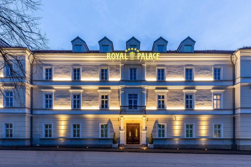 Hotel ROYAL PALACE #1