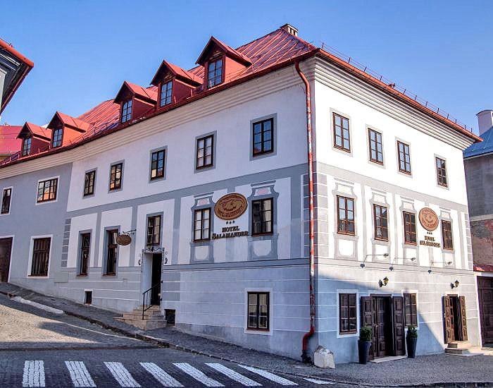 Hotel SALAMANDER #1