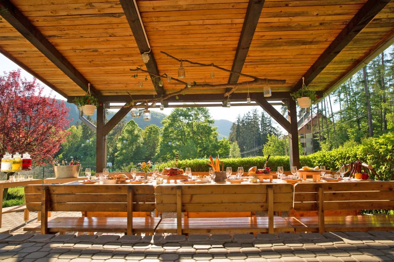 Letná dovolenka v Sitno Forest Resort #12