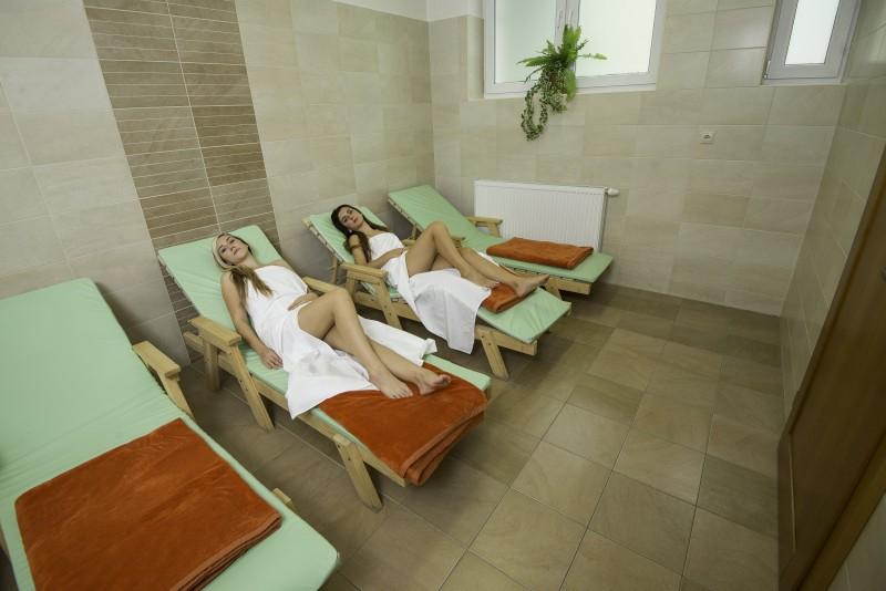 Pobyt s procedúrami a vstupom do sauny a vírivky #62