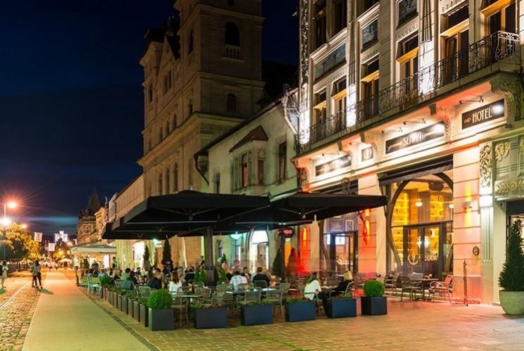 Boutique Hotel SLÁVIA #2